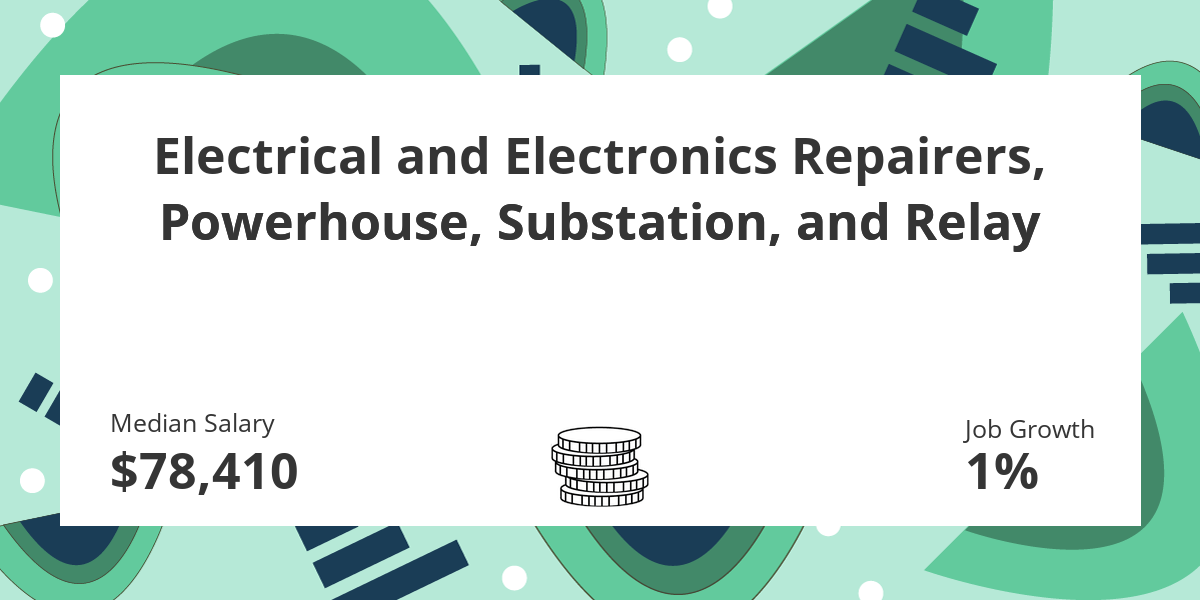 Electrical And Electronics Repairers  Powerhouse