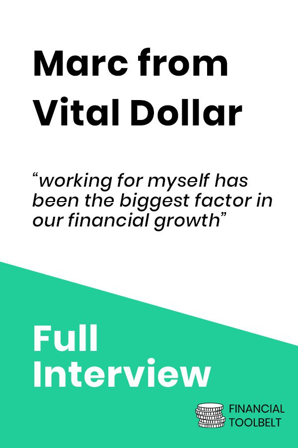 Marc from Vital Dollar