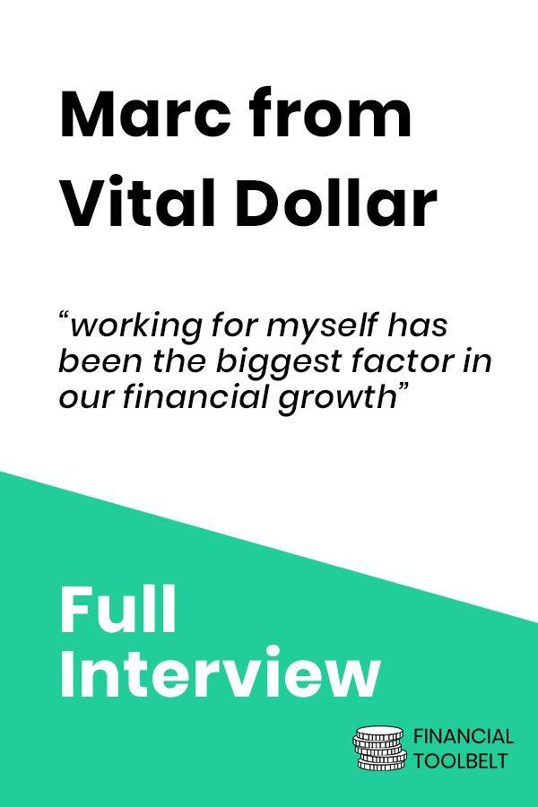 Marc from Vital Dollar