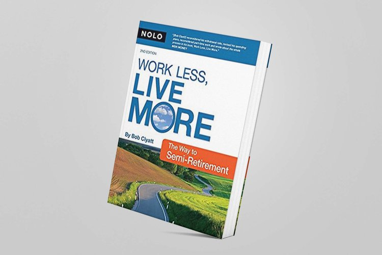 Work Less Live More Cover